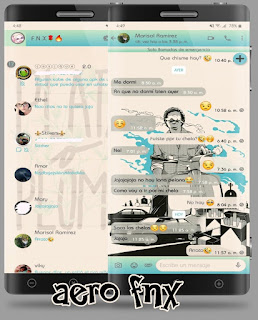 Bike On Men Theme For YOWhatsApp & Fouad WhatsApp By Ave fénix