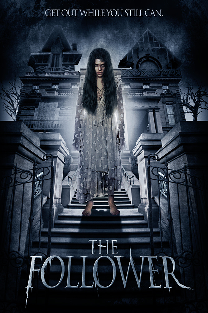 kvin mendiboures the follower is releasing on halloween day the film is part found footage thriller and part haunted house feature