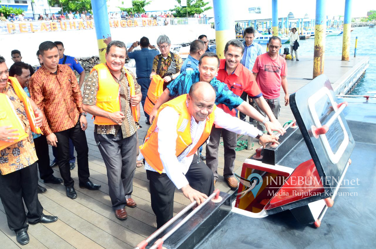 Potensi Pasar Tinggi, Suzuki Marine Buka Dealer Baru di Ternate