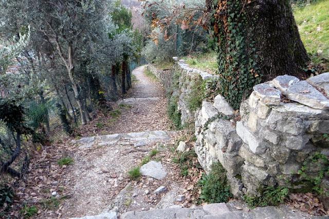 sentiero anello delle perdonanze