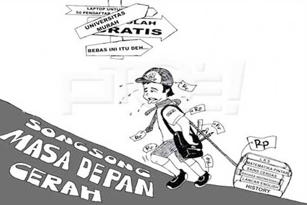 Wajah Buram Pendidikan Adalah Liberalisasi Pendidikan