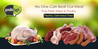 online meat and chicken