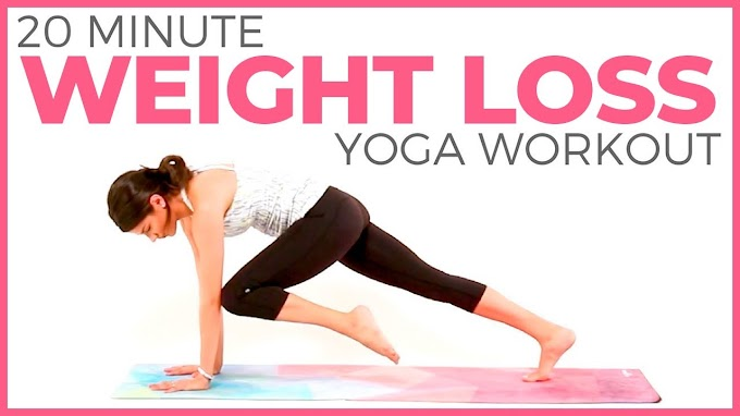 Shed Some Pounds Off With Yoga For Weight Loss