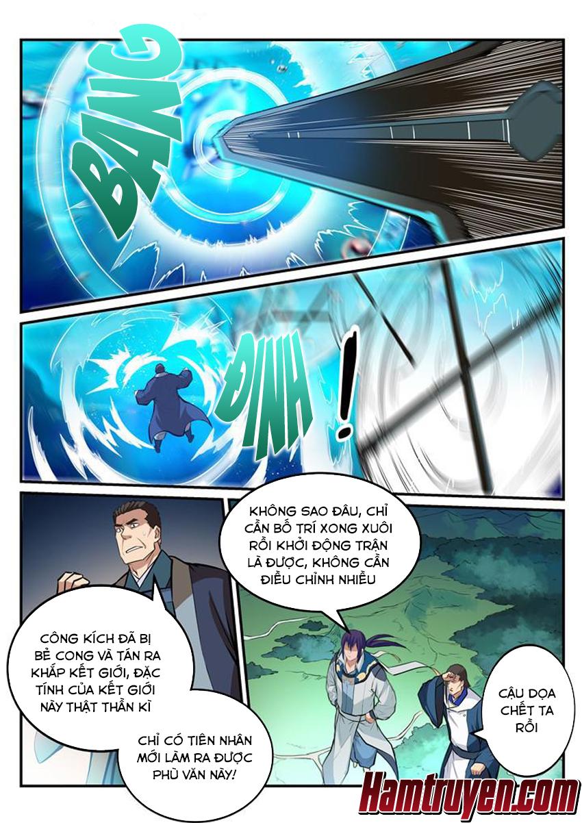 Bách Luyện Thành Thần Chapter 197 trang 3 - CungDocTruyen.com