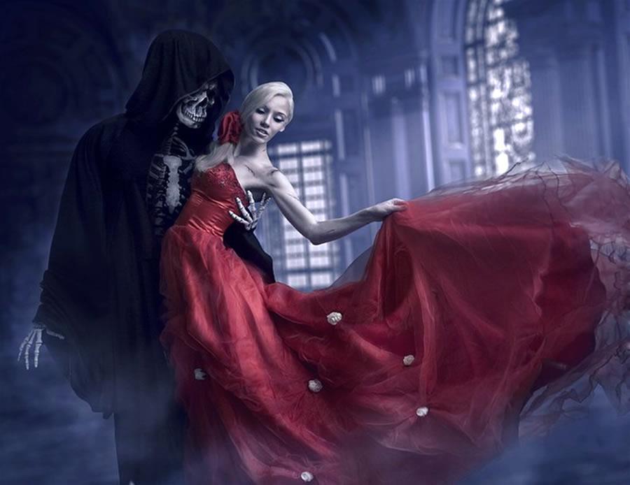 Nghi thức điệu nhảy tử thần