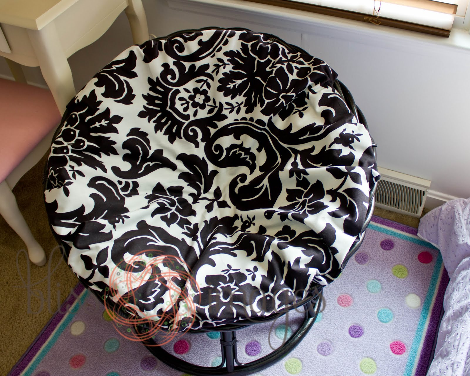moon chairs for adults plastic covers bliss images and beyond papasan makeover