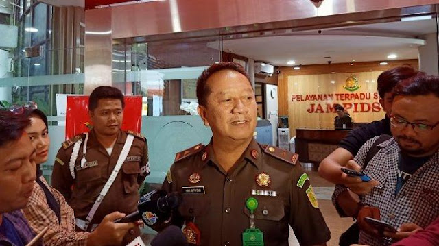 Status Hukum Jaksa Pinangki Sirna Naik ke Penyidikan