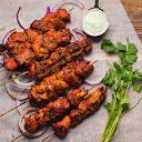 Prepare Punjabi Chicken Tikka Kebabs, Chicken Tikka Dry Kebabs recipe