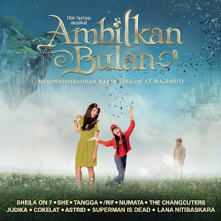 Various Artists - Ambilkan Bulan (Original Motion Picture Soundtrack) - Album (2012) [iTunes Plus AAC M4A]