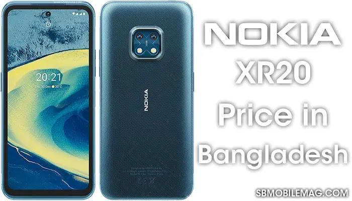 Nokia XR20, Nokia XR20 Price, Nokia XR20 Price in Bangladesh