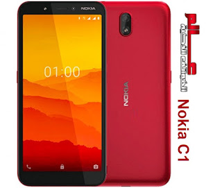 Nokia C1 الإصدارات: TA-1165  مواصفات نوكيا Nokia C1  سعر موبايل نوكيا 2.3 Nokia - هاتف/جوال/تليفون  نوكيا Nokia C1
