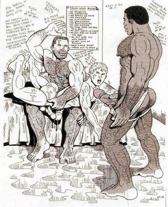 femdom spanking cartoons