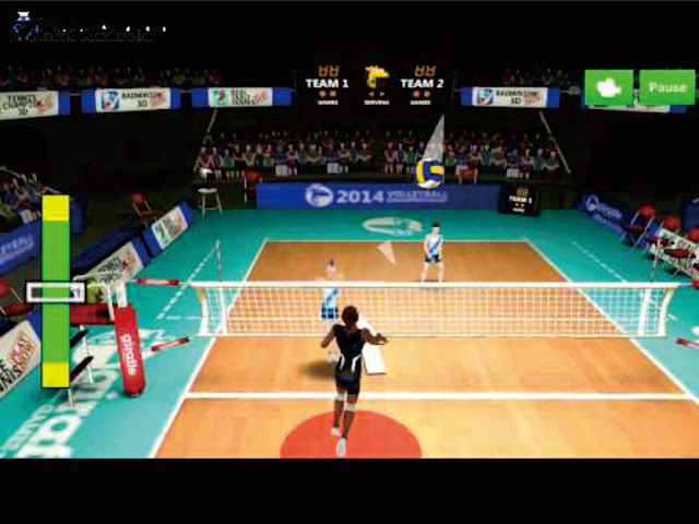 Volleyball Champion 3D : Online Sport Game