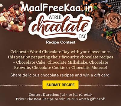 World Chocolate Day Recipe