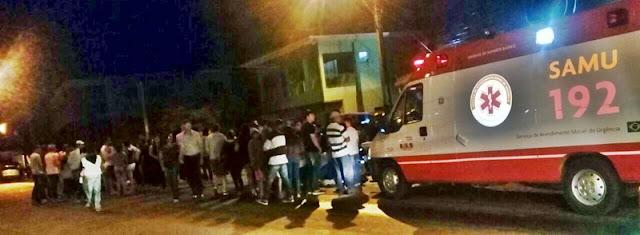 Manoel Ribas: Mulher é atropelada na Sete de Setembro