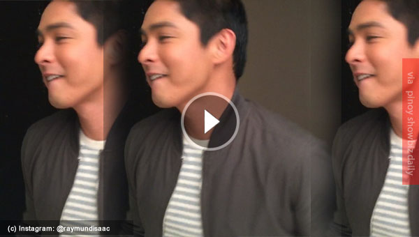 This video of Coco Martin dancing will make you love him even more