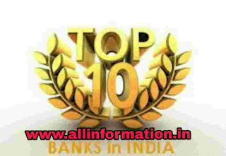 India's Top 10 Best bank Full information