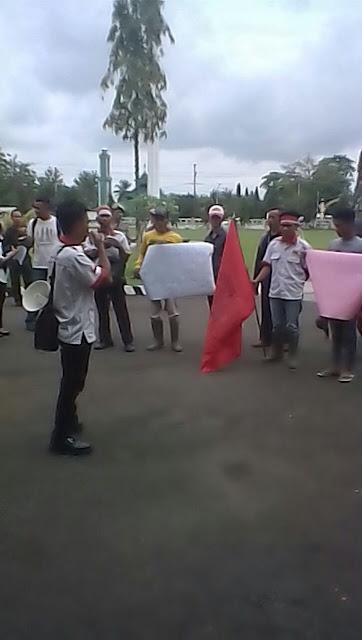Karyawan PT AKL Harapkan Bupati Berpihak Kepada Masyarakat