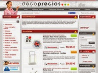 web de venta de muebles