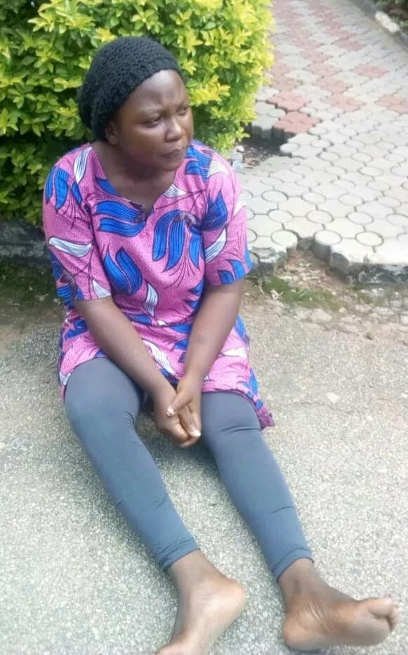 My desire to have a child pushed me – Jos baby thief 1