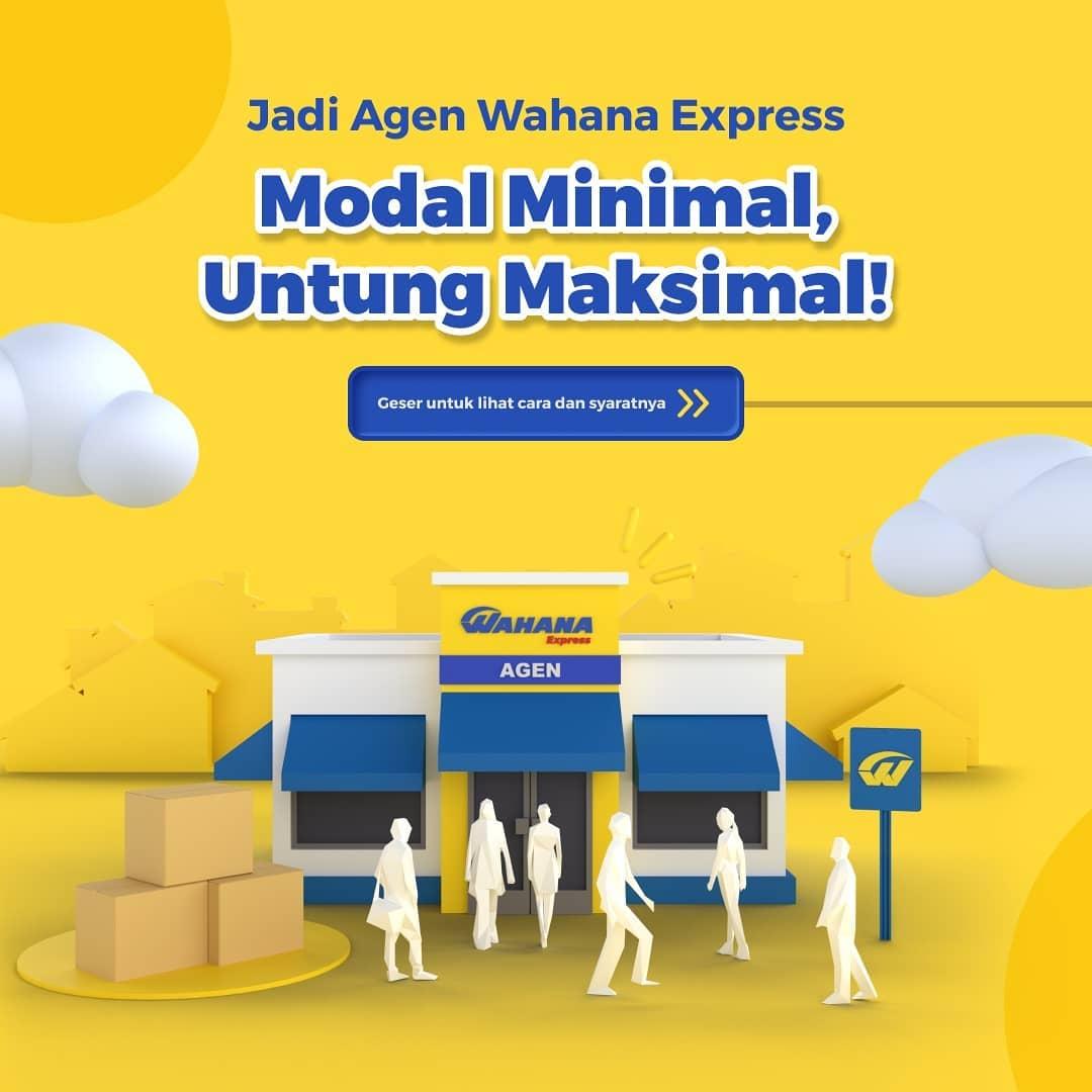 Info Terbaru Kemitraan Wahana Express Bisa Digabung Dengan Usaha Lain Bisnis Kurir