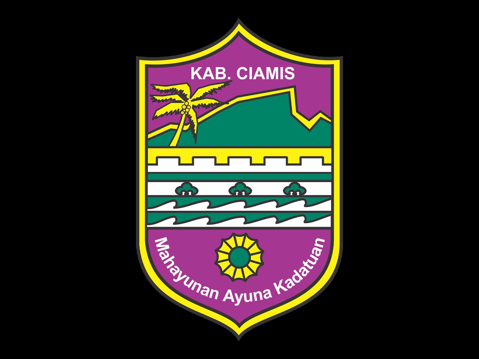 Logo Kabupaten Ciamis Format Cdr Png Biologizone