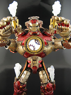 Iron man steampunk