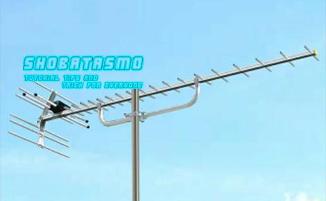 Merk Antena TV Paling Bagus