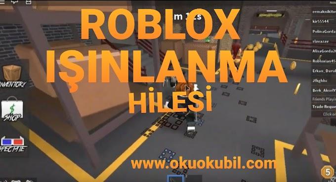 Roblox Her Oyunda Işınlanma ALT TELEPORT WORKING Hile Dosyası İndir