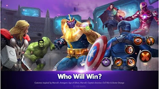 MARVEL Future Fight v4.2.0 Apk Mod for Android