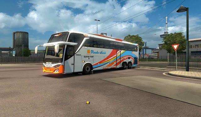 Mod ets2 jetbus 3 shd MB2532