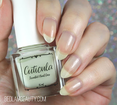 Cuticula Mic Drop Base Coat: A Quick Ramble & Review