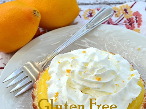 Thursday Favorite Things Party and Gluten Free Lemon Cheesecake Tarts