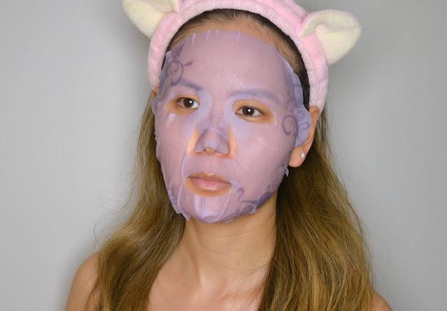 Mad Beauty Disney Princess Sheet Mask Review