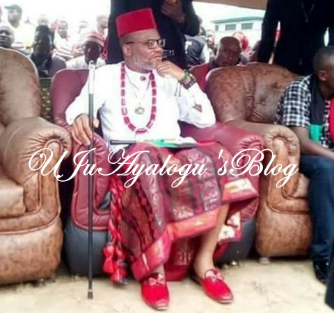 I don't listen to threats, I can never be afraid of re-arrest -Kanu opens up on what will happen if re-arrested