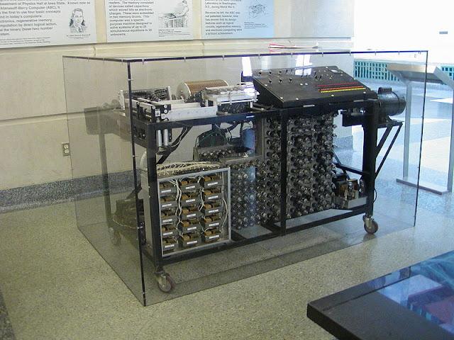 A.B.C. (Atanasoff - Berry Computer)