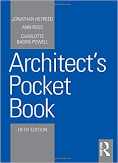 Architect's Pocket Book (Routledge Pocket Books) 5th Edition