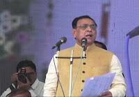 विजय रुपाणी का एक और विवादास्पद बयान, अप्रत्यक्ष रूप से पुलिस विभाग को भ्रष्ट बताया-Another-controversial-statement-of-Vijay-Rupani-indirectly-called-the-police-department-corrupt