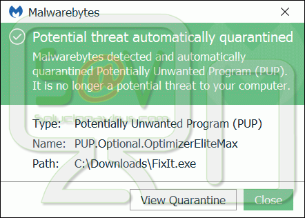 PUP.Optional.OptimizerEliteMax
