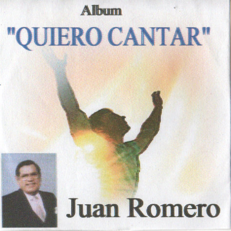 Juan Romero-Quiero Cantar-