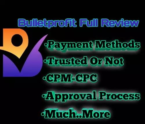Bulletprofit Review - The Trusted Ads Network and Adsense Alternatives Or Not.