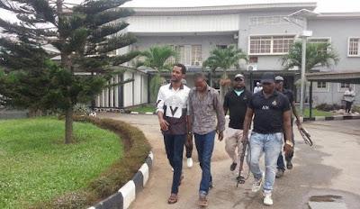 Suspected Fraudster Seun Egbegbe Gets N5million Bail