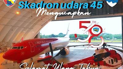 Geger Pesawat Kepresidenan Ganti Warna, Andi Arief: Entah Maksudnya Apa ?