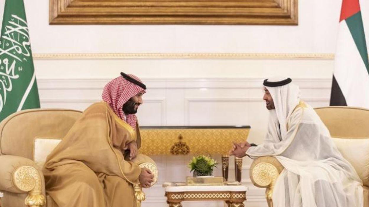 ولي عهد أبوظبي يشيد بحديث ولي العهد السعودي: مواقف متزنة ورؤى حكيمة