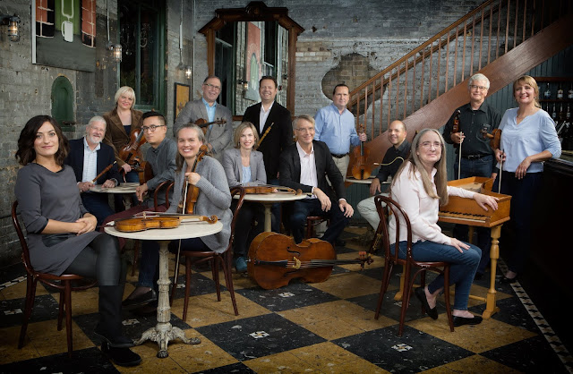 Tafelmusik and Elisa Citterio (Photo Cylla von Tiedemann)