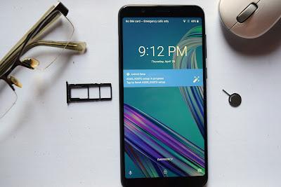 ASUS Zenfone Max Pro M1, Spesifikasi ASUS Zenfone Max Pro M1
