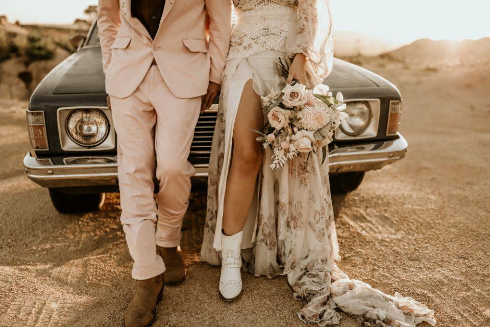 STYLED: NEW AGE WESTERN WEDDING INSPIRATION | CUMNOCK NSW
