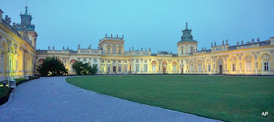 Wilanów-Königsschloss