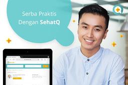 Informasi Kesehatan, Konsultasi dan Obat di Aplikasi SehatQ
