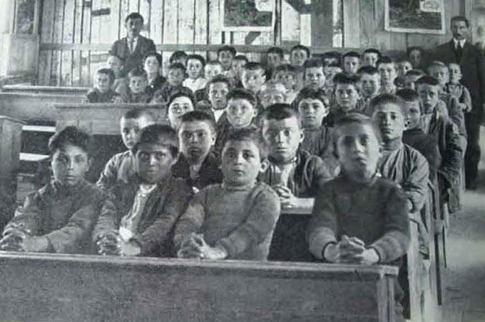 Als die anatolischen Griechen nach Makedonien kamen, konnten sie kein Griechisch - National Geographic 1925